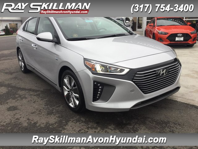 New 2019 Hyundai Ioniq Hybrid 5DR LTD HATCHBACK