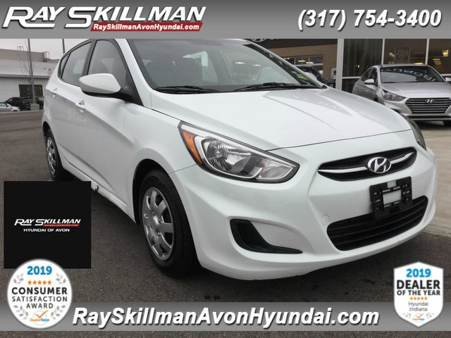 Pre-Owned 2016 Hyundai Accent SE HATCH