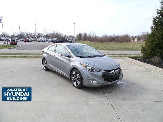 Pre-Owned 2014 Hyundai Elantra Coupe Base
