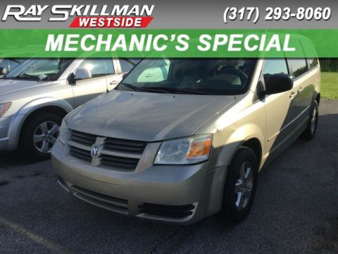 Pre-Owned 2009 Dodge Grand Caravan SE