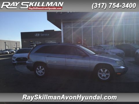 Pre-Owned 2006 Chrysler Pacifica 5DR WGN AWD TOURING