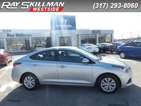 New 2019 Hyundai Accent 4DR SDN SE AT