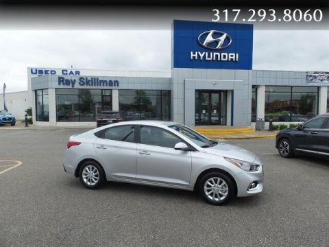 New 2020 Hyundai Accent 4DR SDN SEL AT