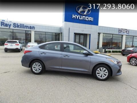 New 2020 Hyundai Accent 4DR SDN SE AT