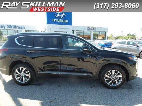 New 2019 Hyundai Santa Fe 4DR FWD LTD 2.4