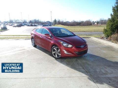 Certified Pre-Owned 2016 Hyundai Elantra LIMITED