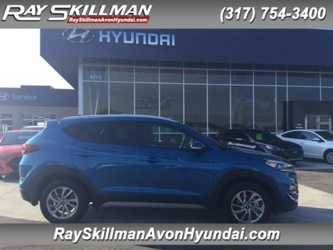 New 2018 Hyundai Tucson 4DR AWD SEL PLUS