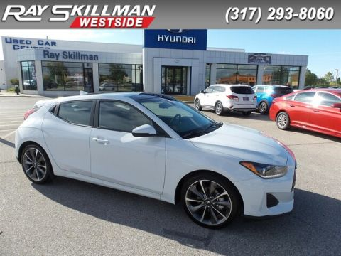 New 2020 Hyundai Veloster 3DR CPE PREM DUAL CL