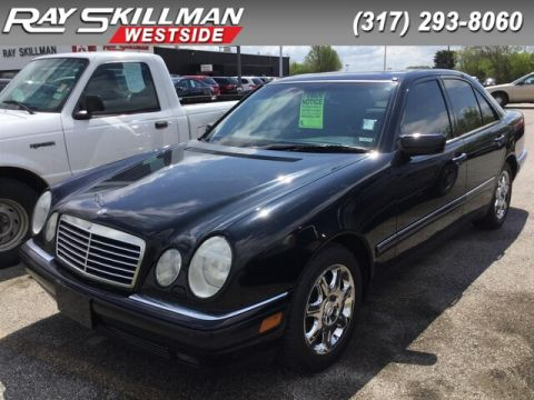 Pre-Owned 1998 Mercedes-Benz E320 4DR SDN